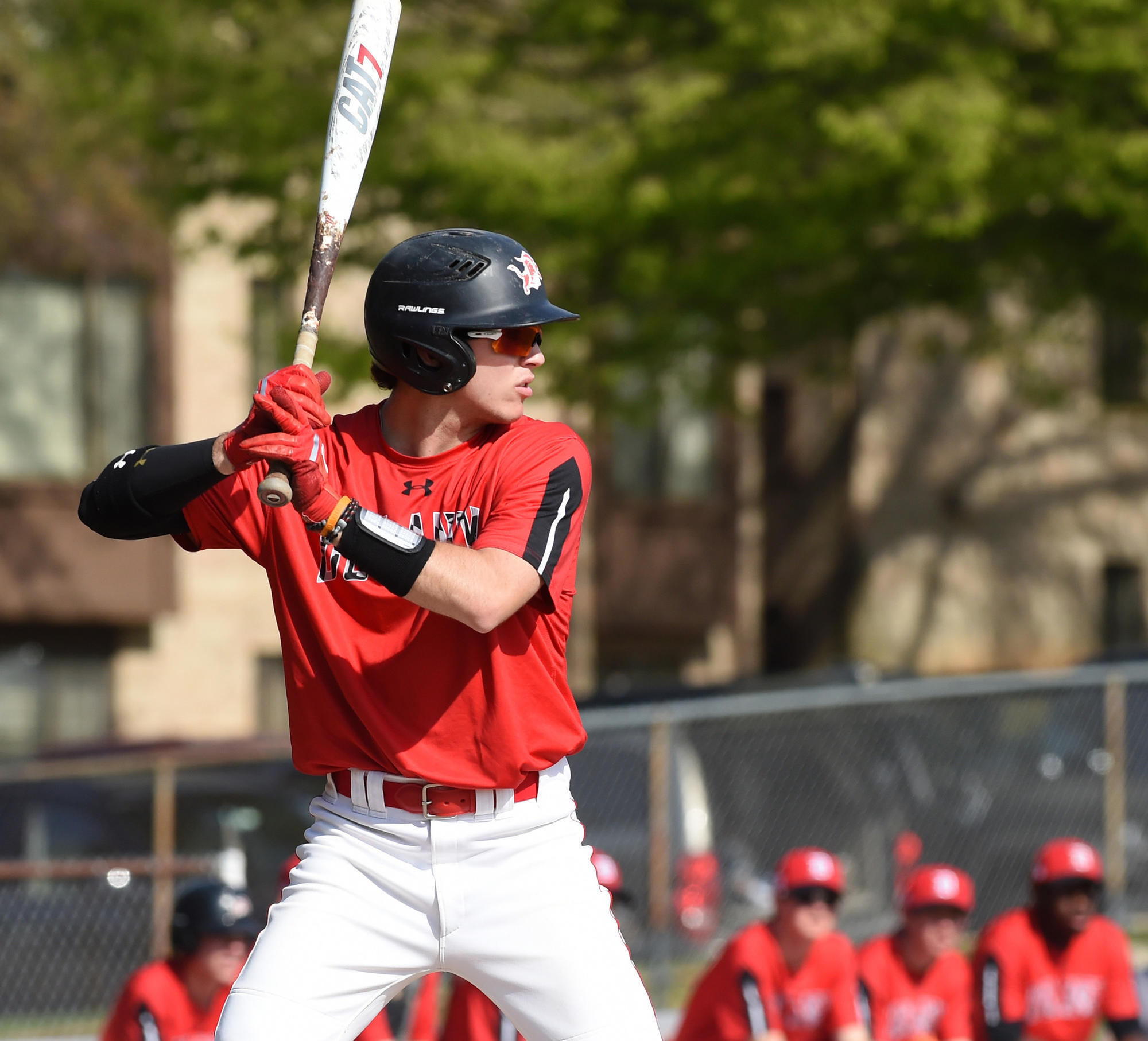 Wednesday Marks 17 Years Since Columbine High School: Dulaney Packs Powerful Punch And Strong Pitching In Win