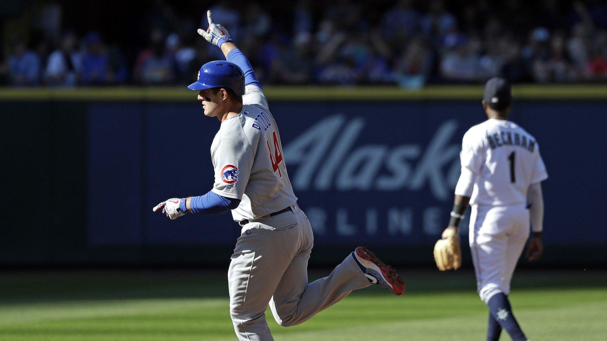 4 takeaways from Cubs-Mariners series, including Anthony ...