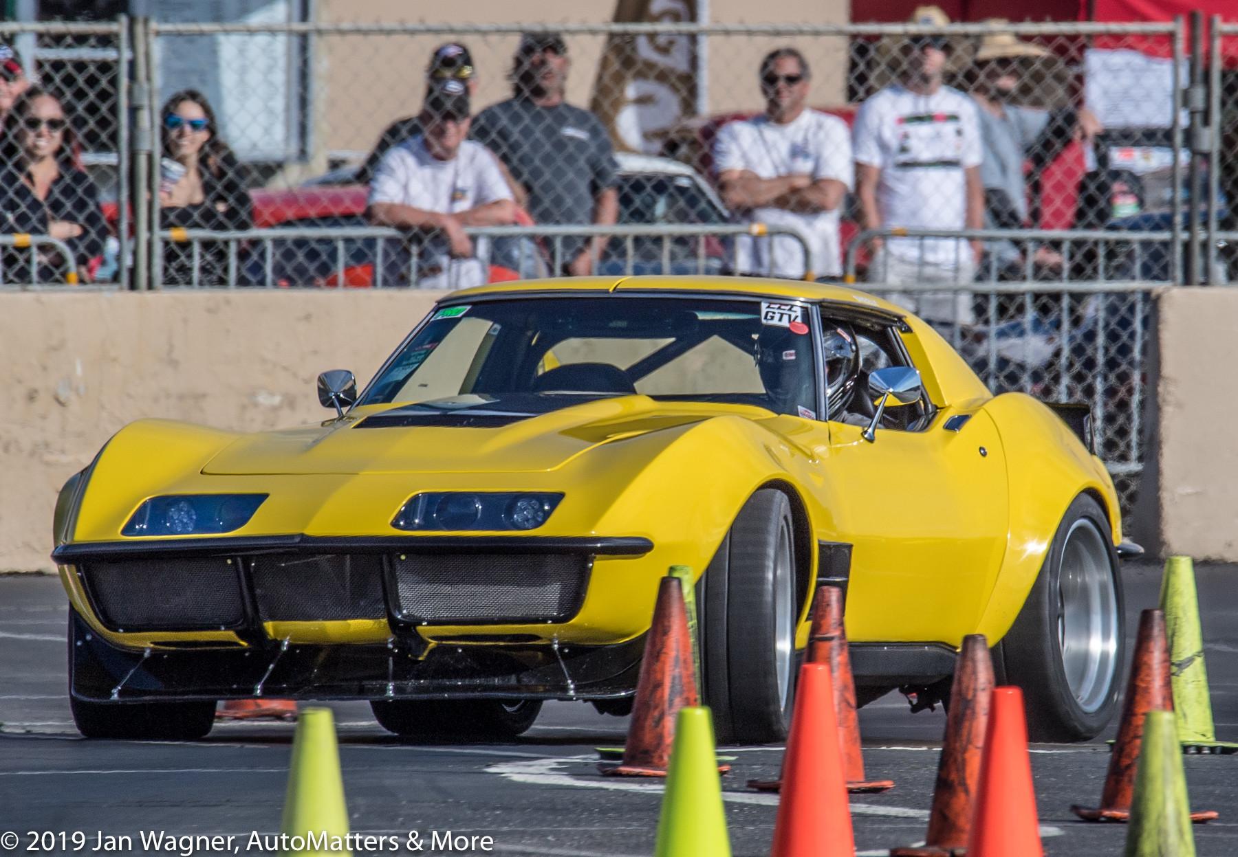 Corvette autocross