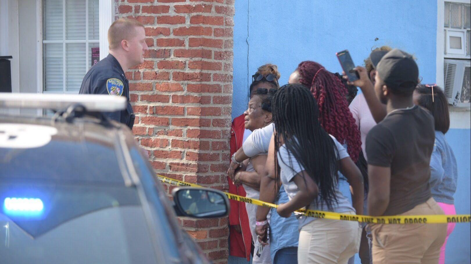 Three Men Fatally Shot In Separate Incidents Friday In Baltimore
