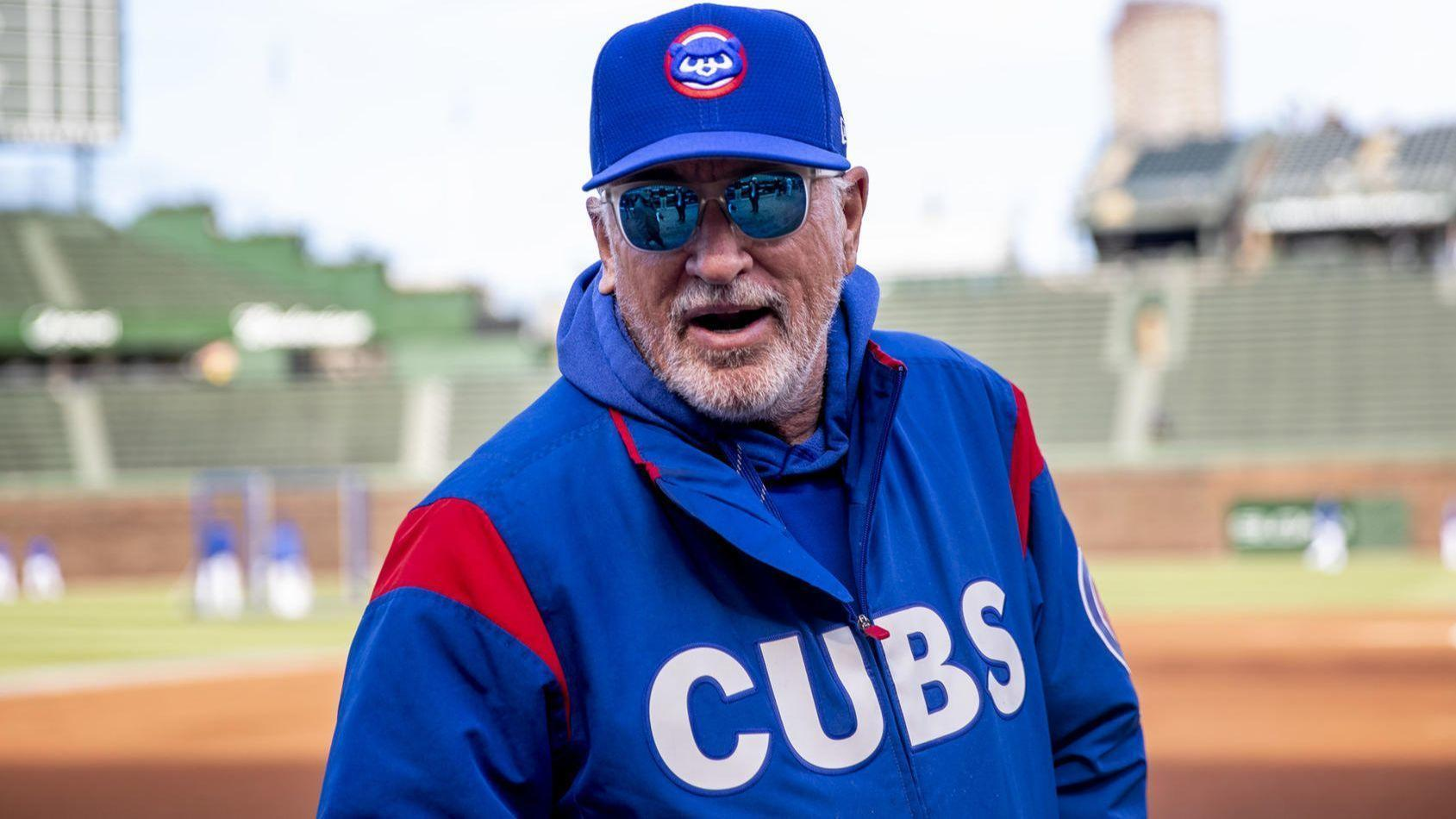 Joe Maddon's methods have helped the Cubs rebound into 1st ...