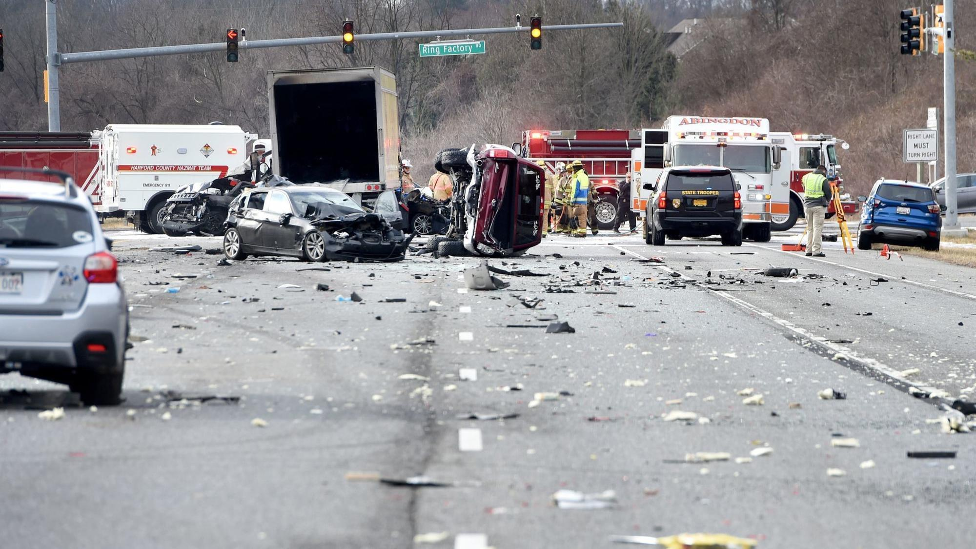 Maryland State Police still investigating cause of March 11 crash in