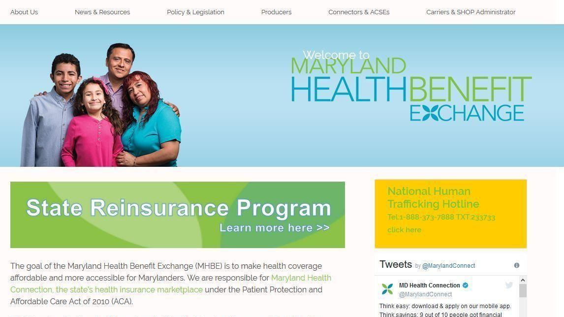 Obamacare consumers in Maryland could see insurance premiums drop next year