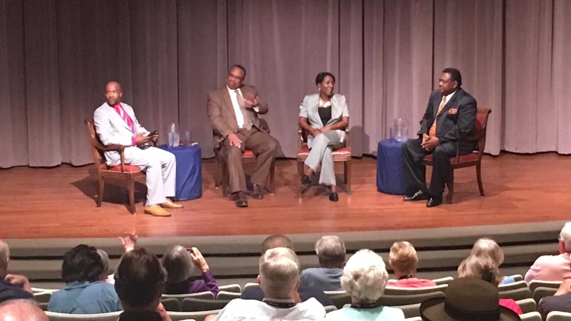 Former historical interpreters reflect on early days of African American programming at Colonial Williamsburg