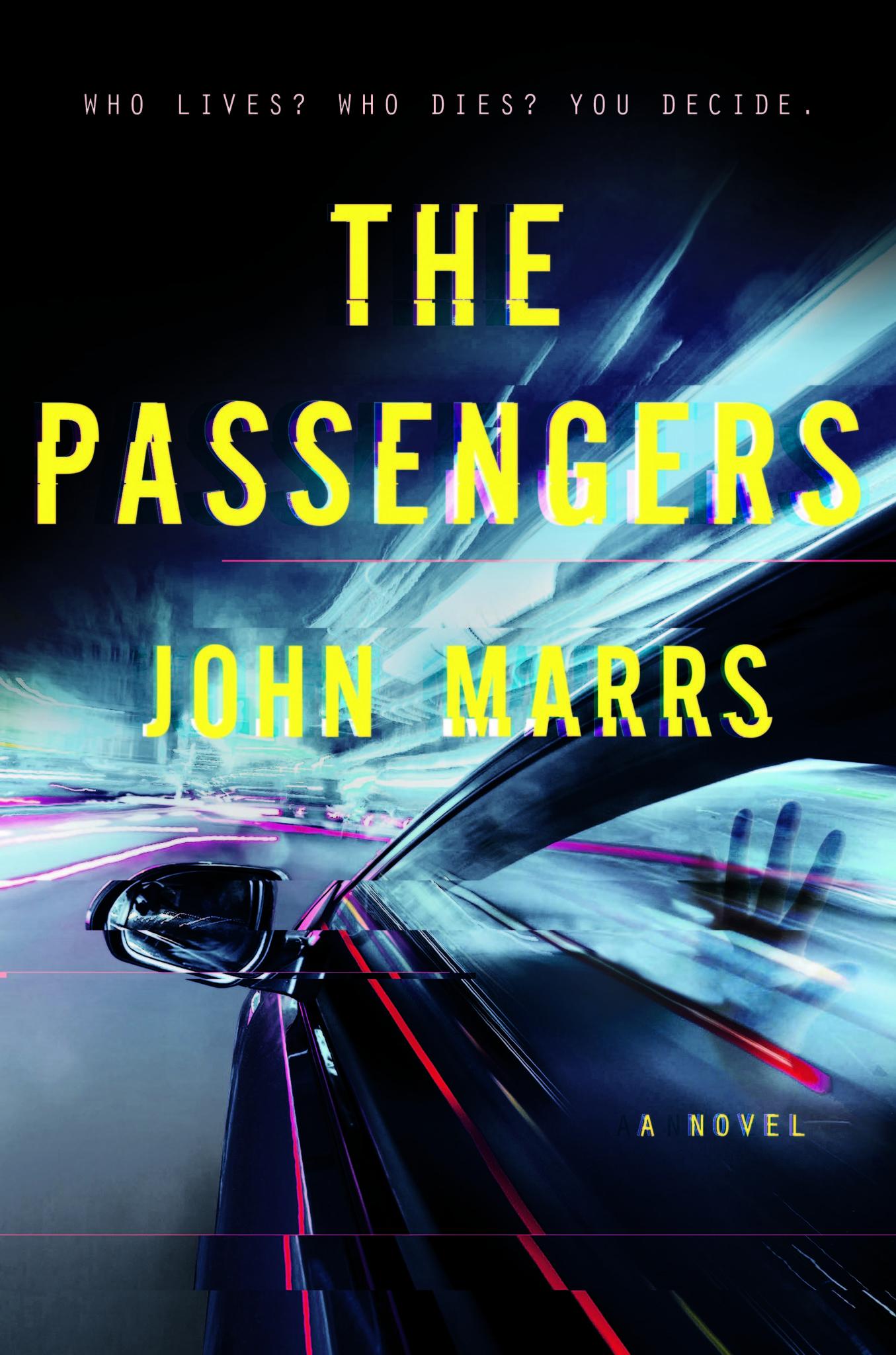 """John Marrs' """"The Passengers"""""""