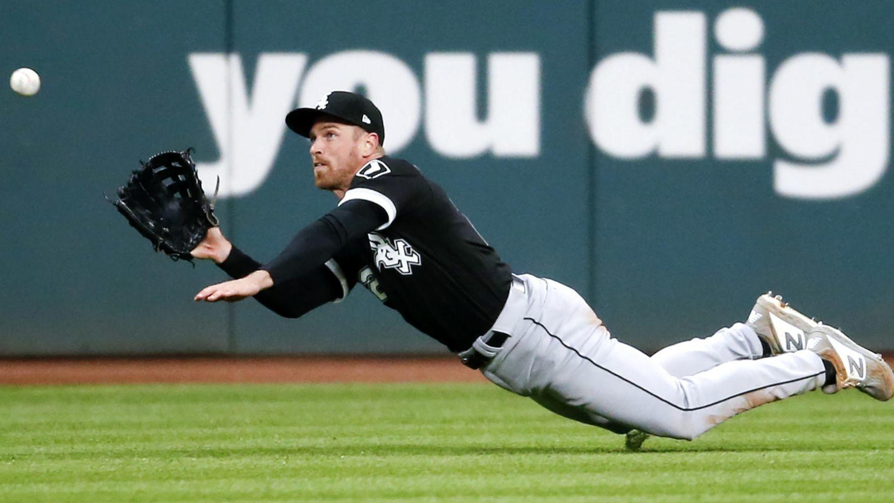 Charlie Tilson's new approach at the plate has him feeling like a threat for the White Sox