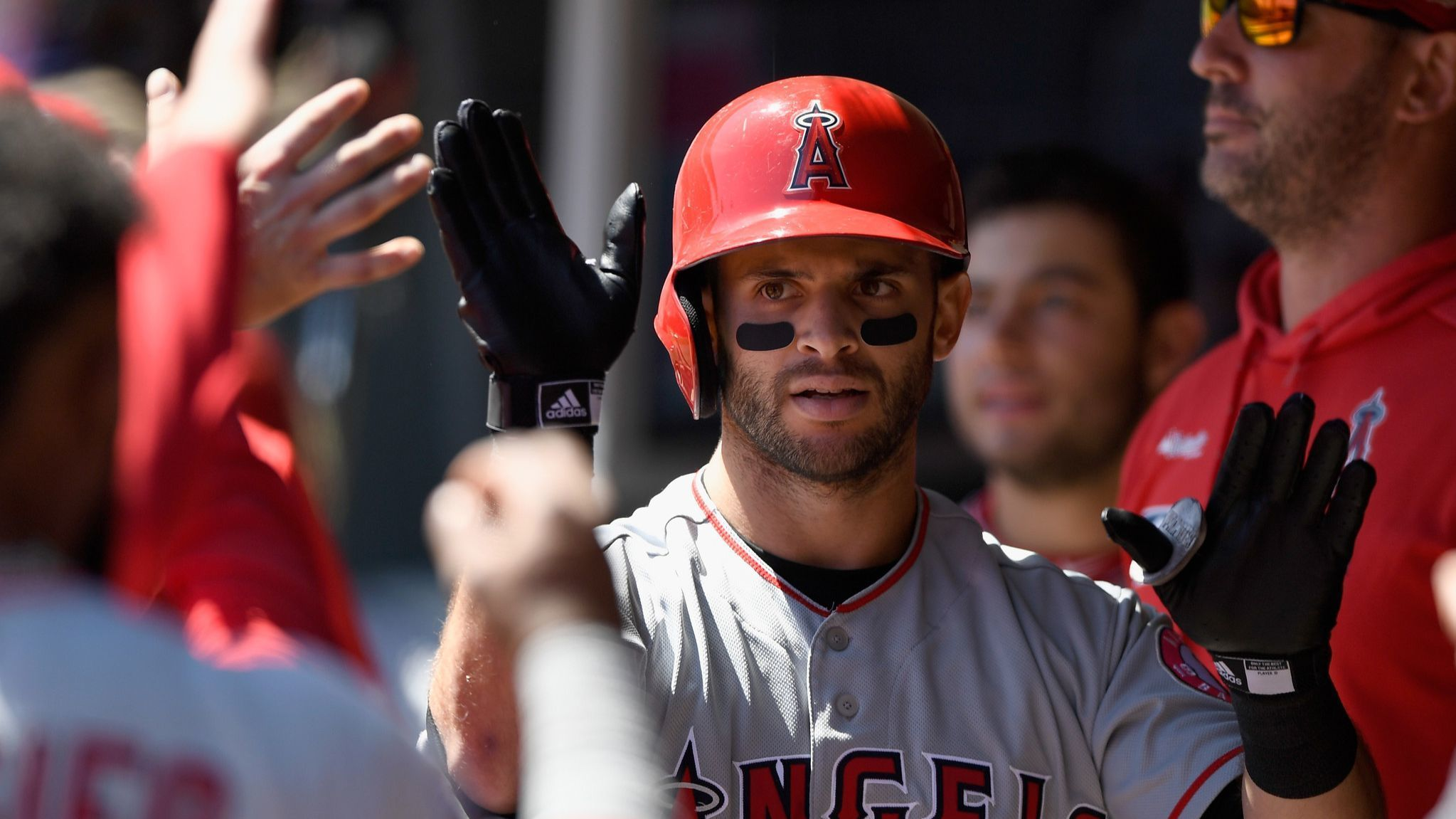 36866c012 ... Cubs infielder Tommy La Stella is turning into an unlikely slugger with  the Angels Chicago Tribune - 16 25 PM ET May 17
