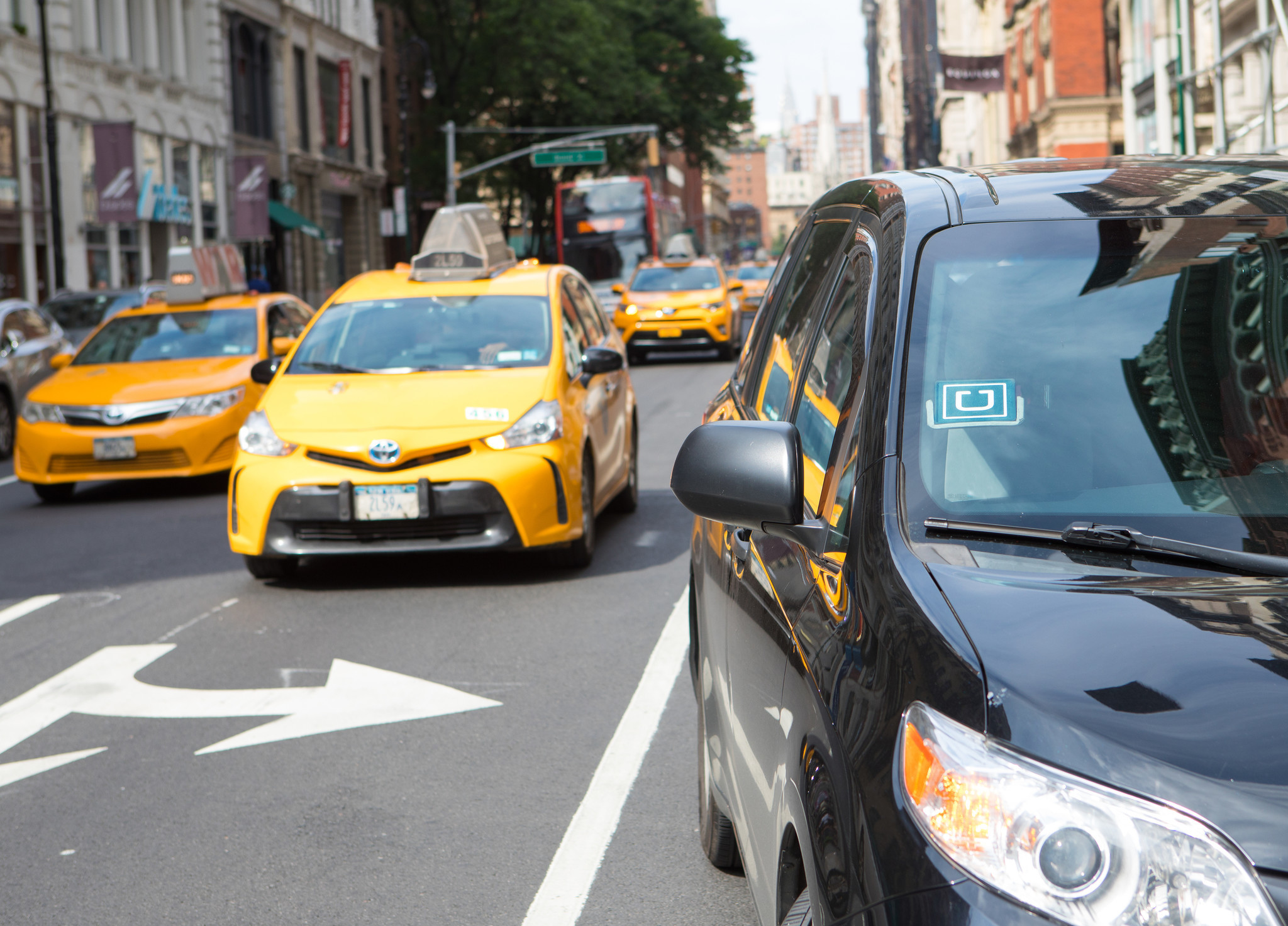 'Gig economy' workers take center stage as labor leaders and tech companies appeal to New York lawmakers
