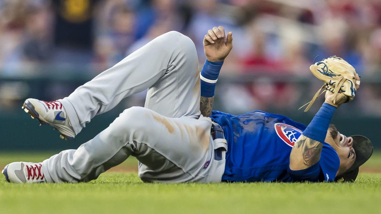 Cubs' Kyle Hendricks tries to continue mastery vs. Nationals