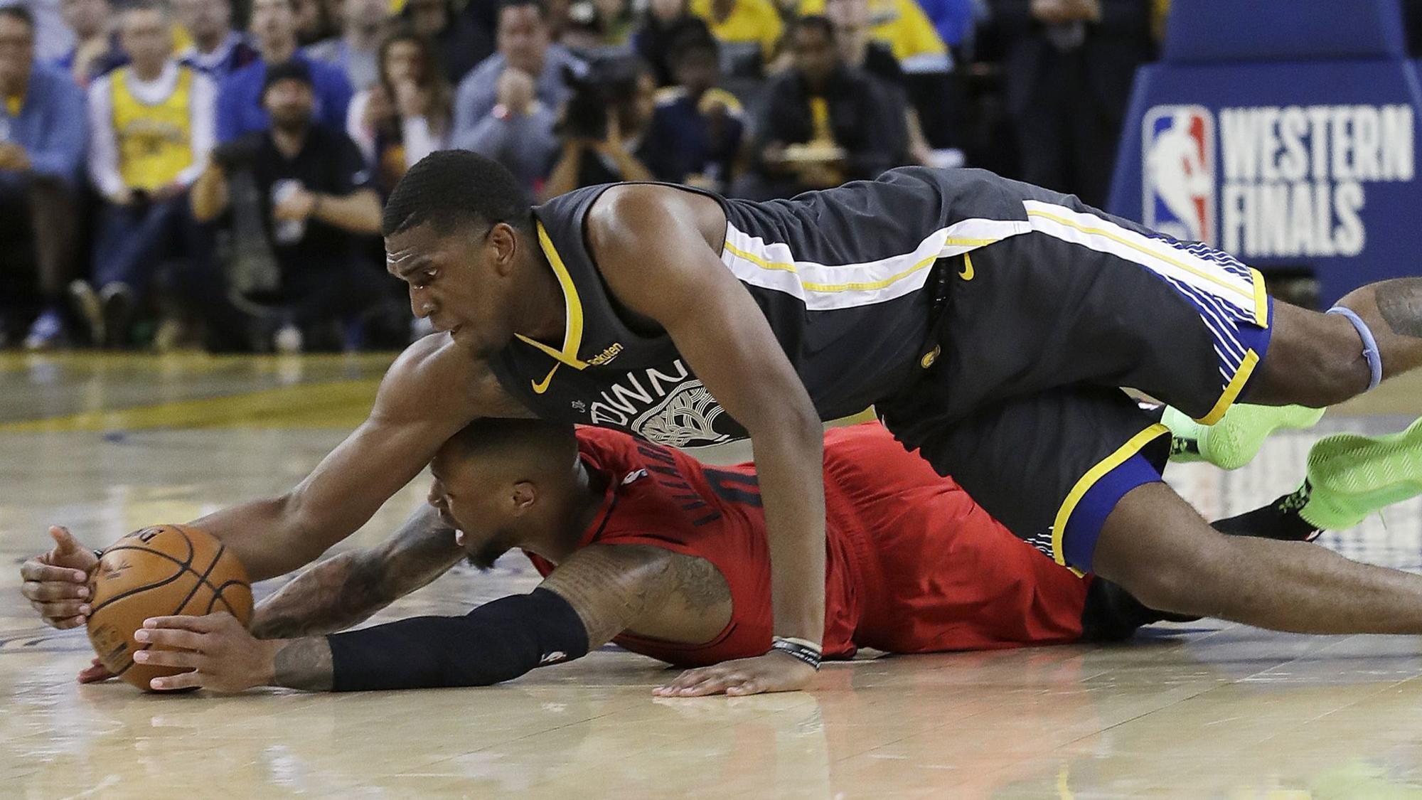 Damian Lillard's rib injury has squashed Trail Blazers' playoff aspirations