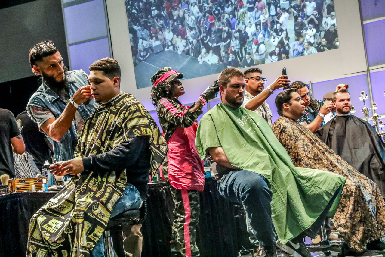 The CT Barber Expo - Hartford Courant