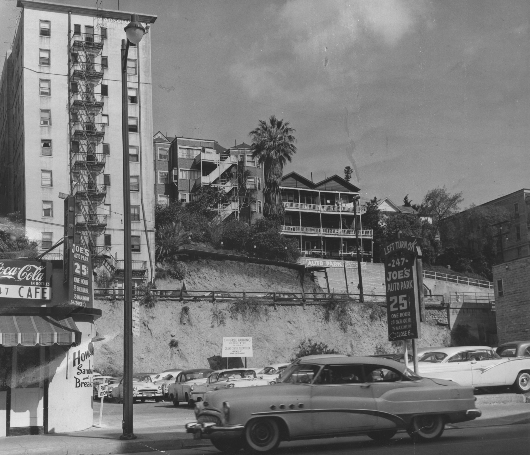 Bunker Hill Apartments: Timeline: How Bunker Hill Transformed Los Angeles And