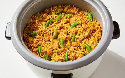 Persian Rice Cooker Tahdig
