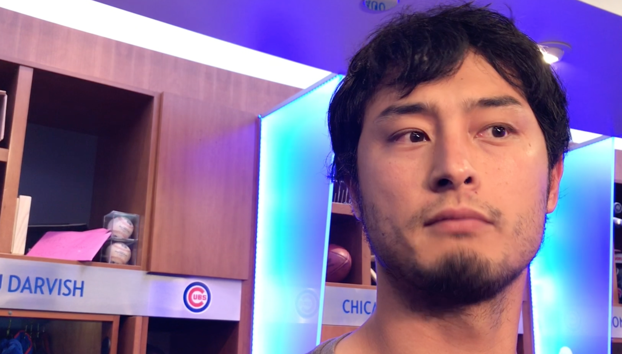 Yu Darvish and Brad Brach on the Cubs' loss to the Phillies