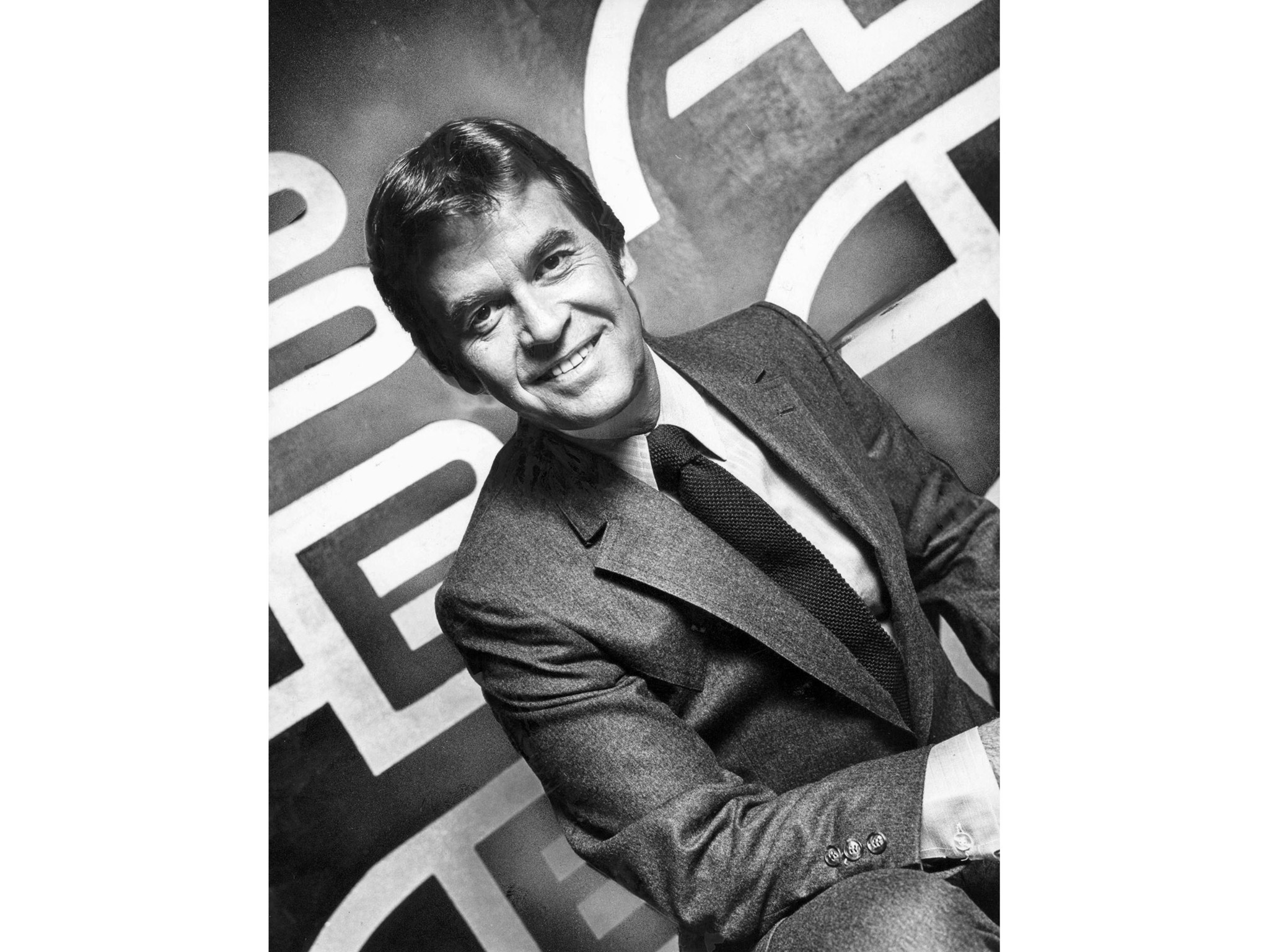 May 16, 1981: portrait of Dick Clark, host of American Bandstand. This photo was published in the Ju