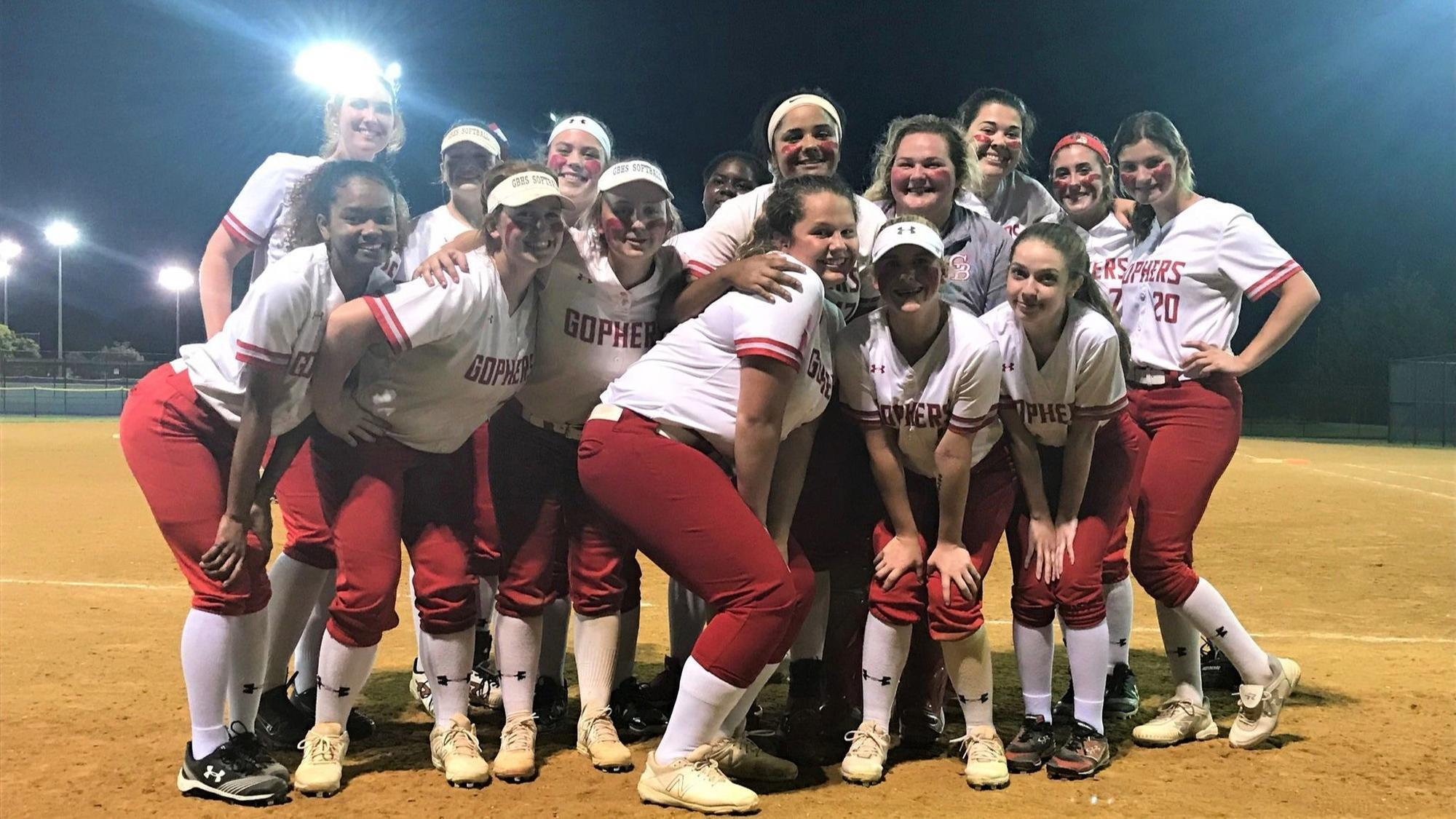 Glen Burnie advances to 4A softball final