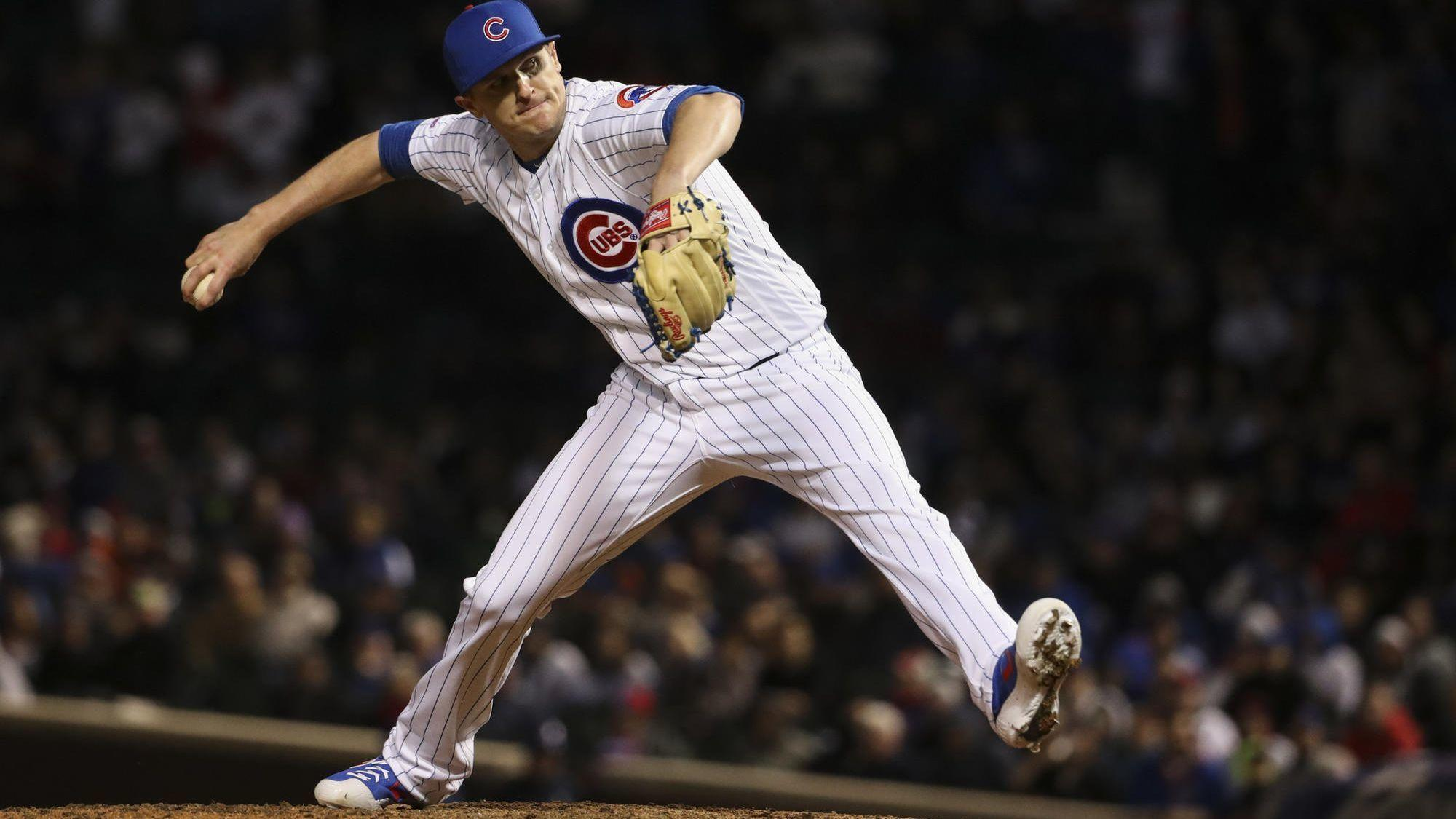 The Cubs have 2 wishes for June: nicer weather and a more consistent bullpen