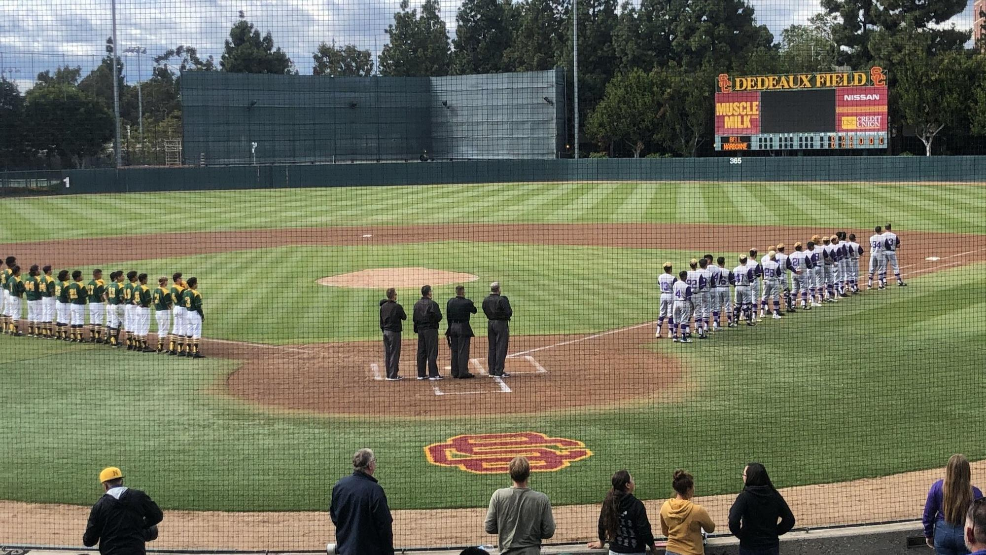 Narbonne advances to City Section Division I baseball final at Dodger Stadium