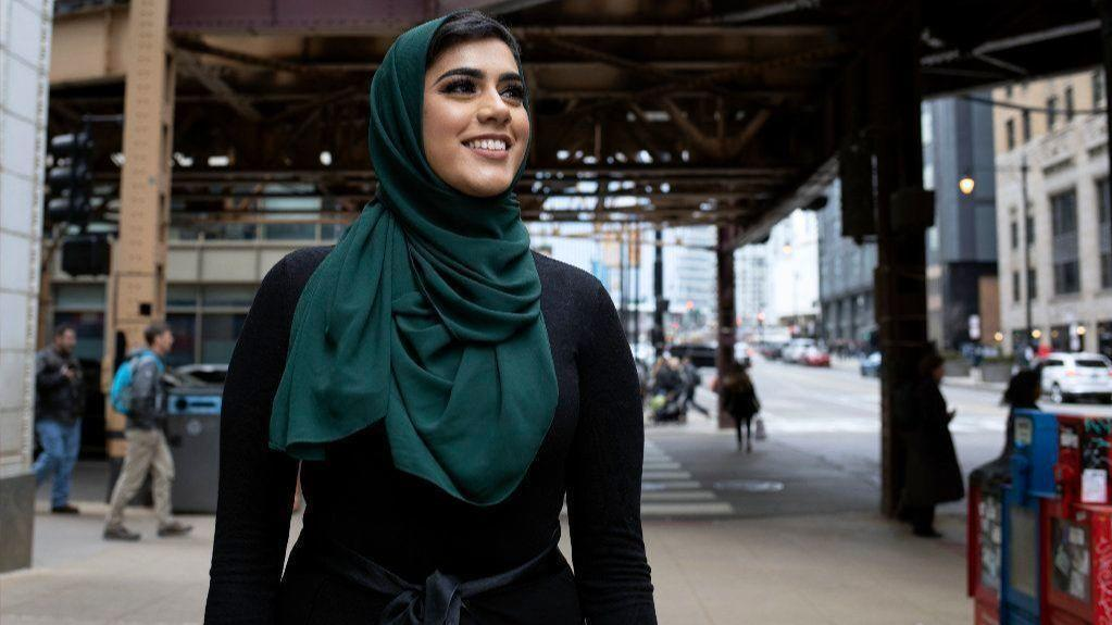 a8fba7e959f Prejudice and progress  Local women with hijabs talk about what s it like  to wear the Muslim headscarf in Chicago