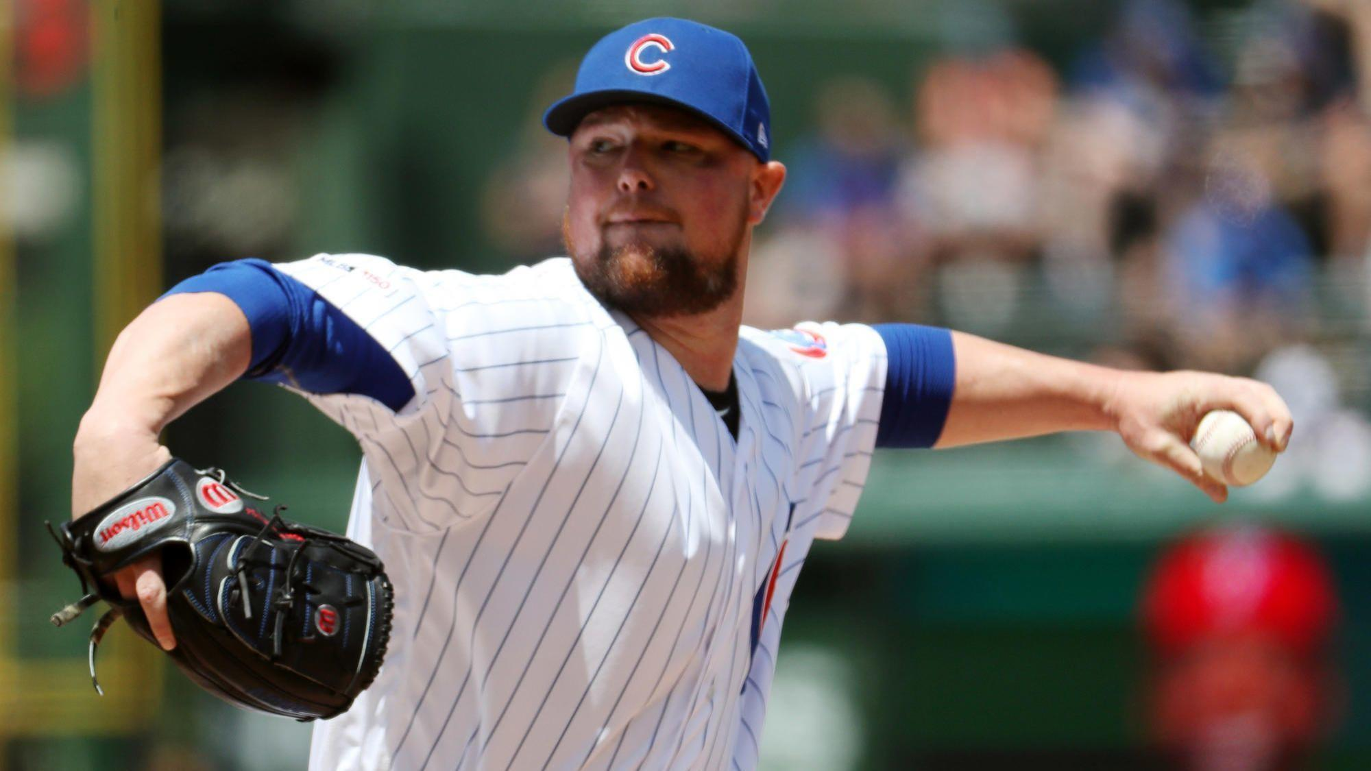 Kris Bryant gets a rare rest as Cubs finish series against the Phillies