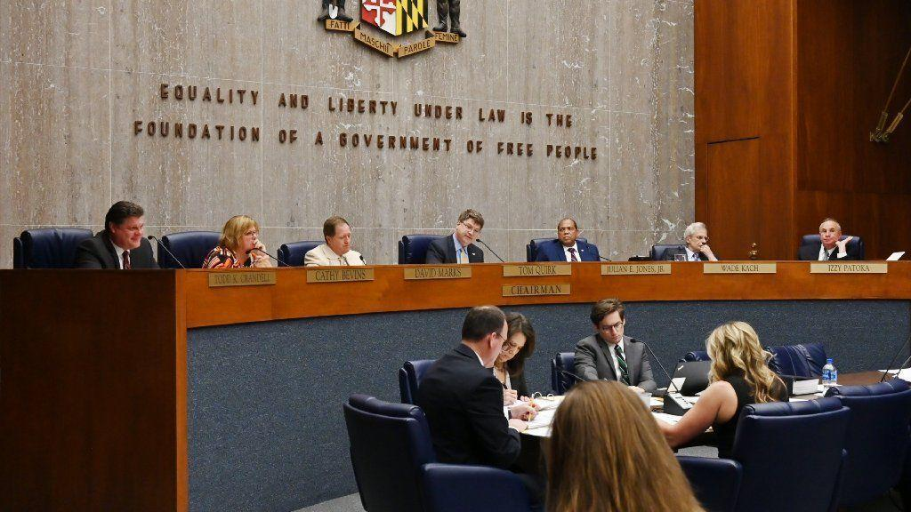Divided Baltimore County Council approves county's first income tax increase in decades