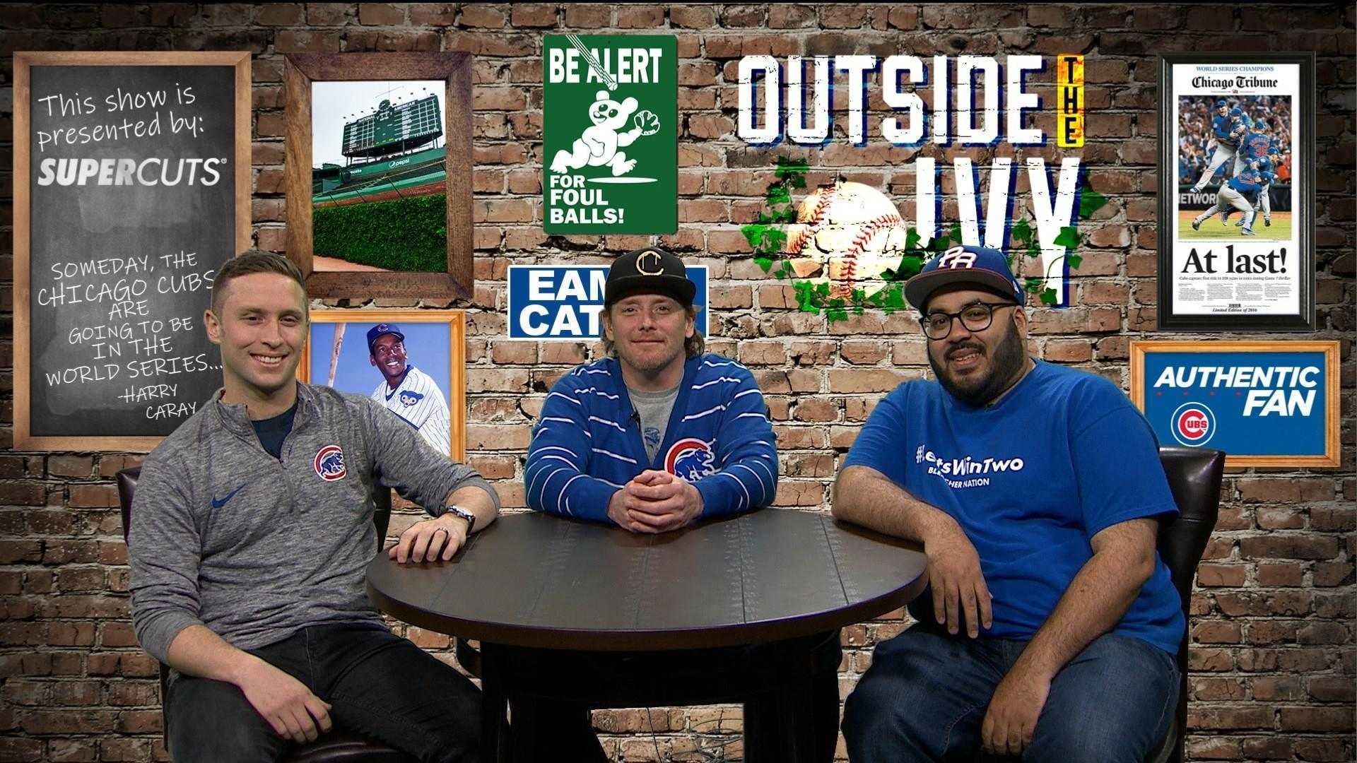 20 questions after the debut of 'Outside the Ivy,' NBC Sports Chicago's new Cubs post-postgame show