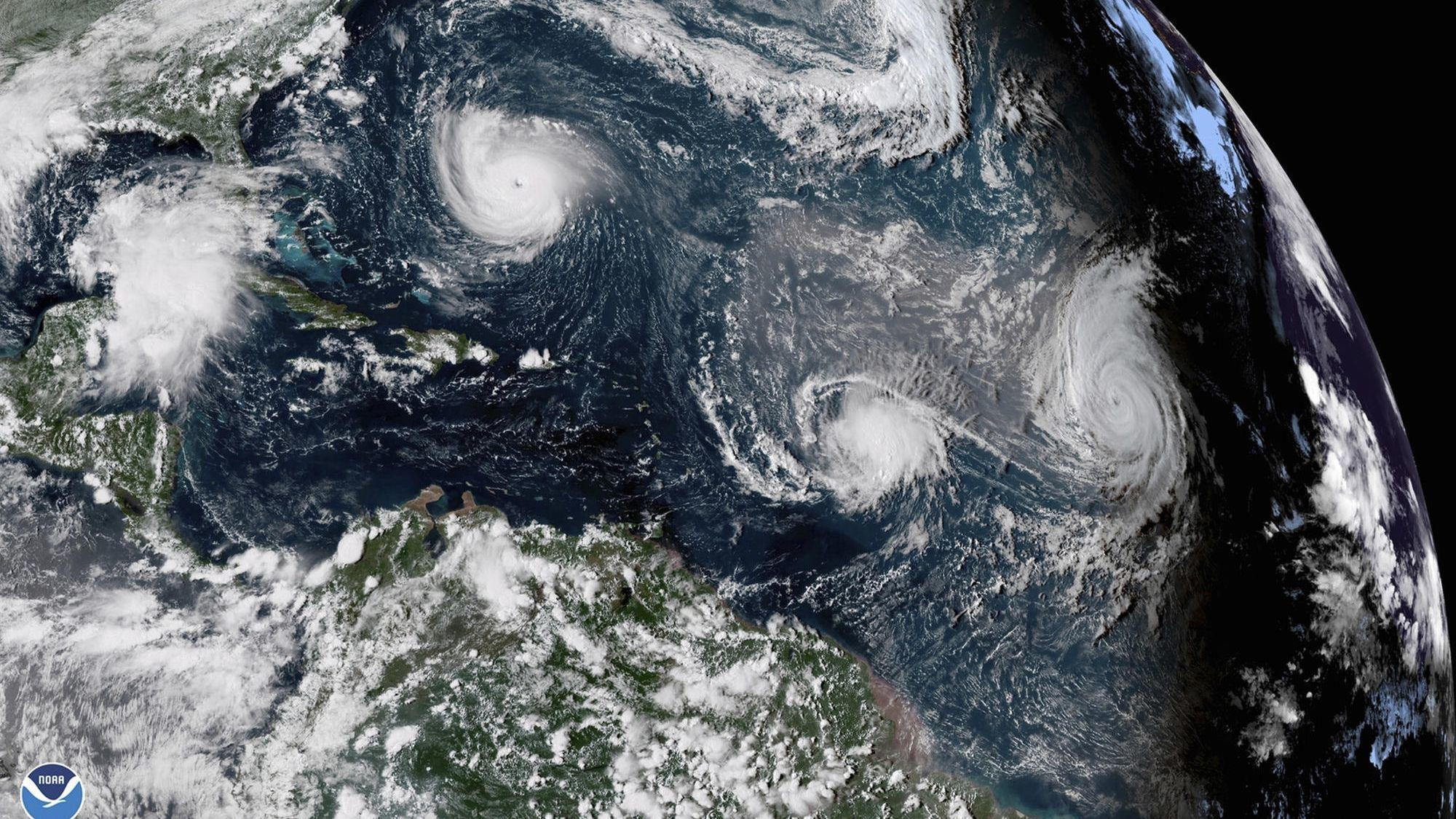 Normal hurricane season forecast for 2019; four to eight hurricanes expected