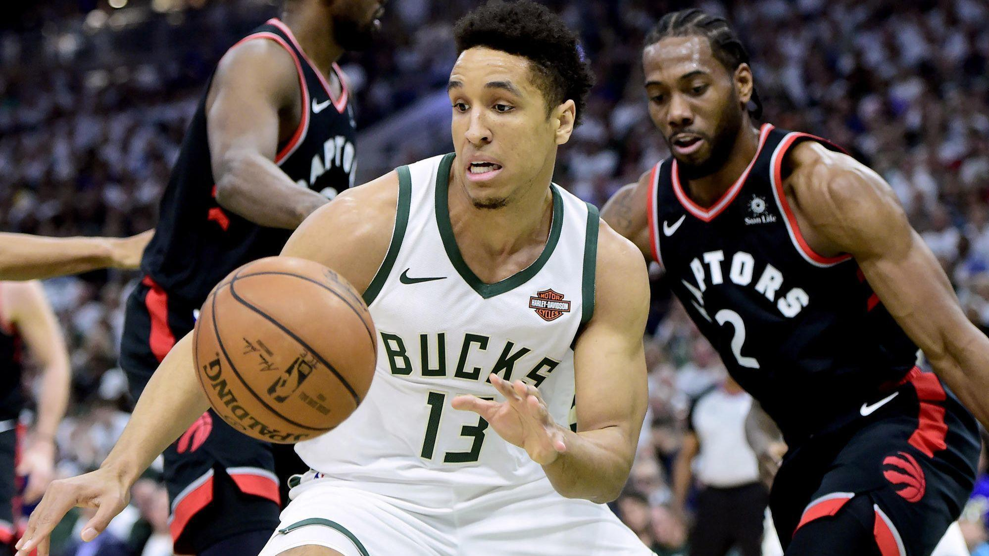 Could Giannis Antetokounmpo's selection to the All-NBA first team help the Bulls land point guard Malcolm Brogdon?