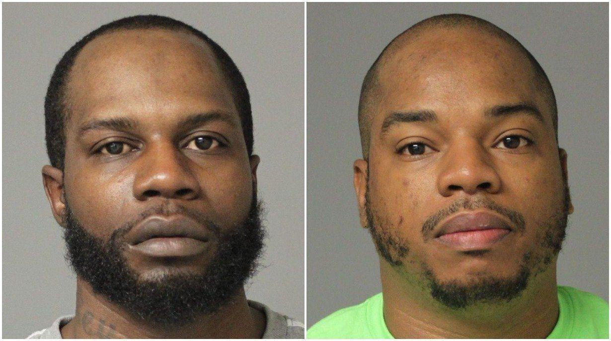 Two Severn men charged with drug possession, handgun charges