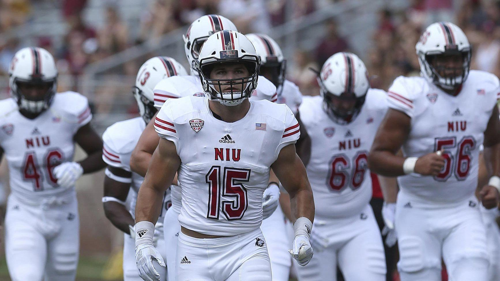 Northern Illinois to play at Notre Dame in football in 2024; Huskies and Irish have never met