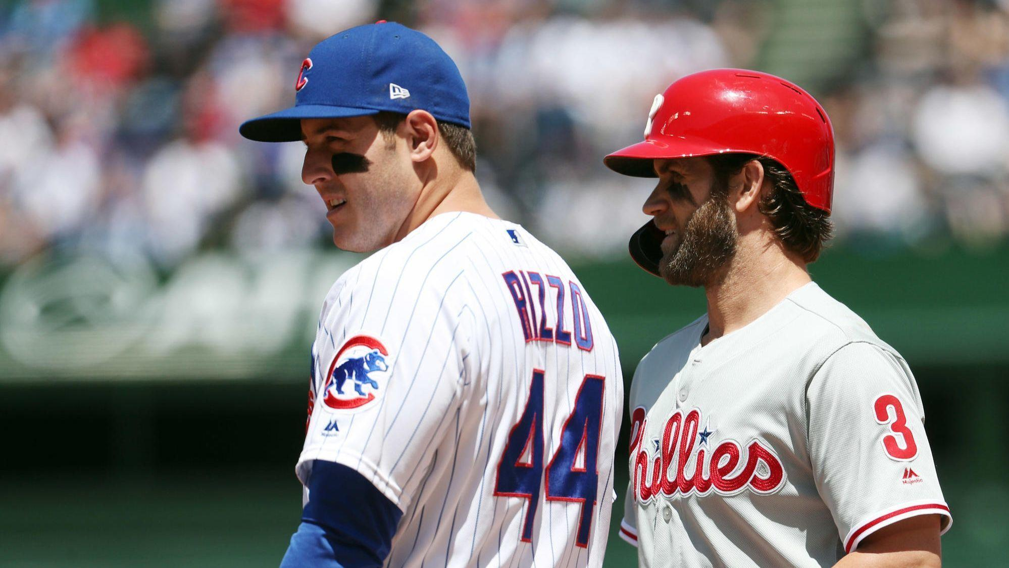 October baseball in May? Plus a look back at the epic Cubs-Phillies slugfest 40 years ago. Paul Sullivan's 5 thoughts on this week's series.