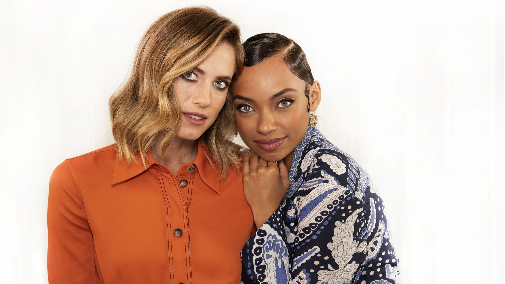 In Netflix's 'The Perfection,' Allison Williams and Logan Browning are destined for greatness