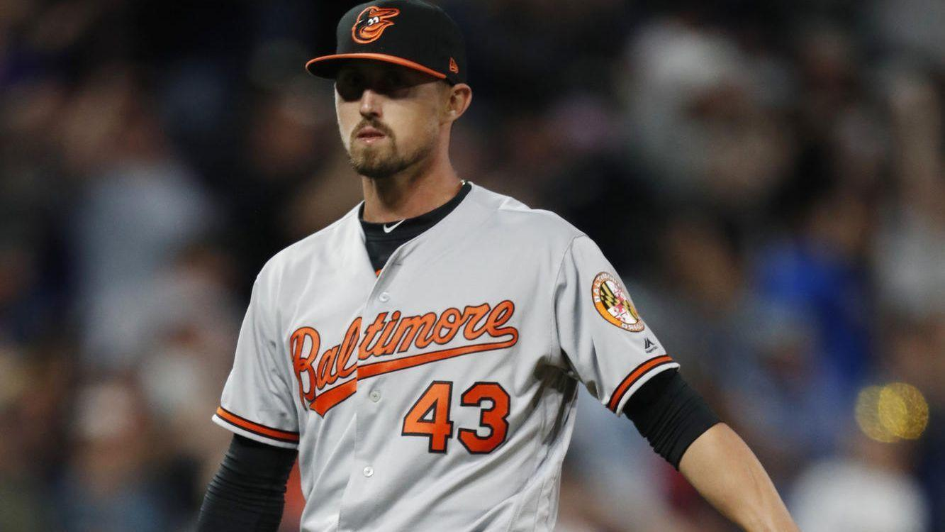 Familiar story as O's squander lead, lose on walk-off homer to Rockies