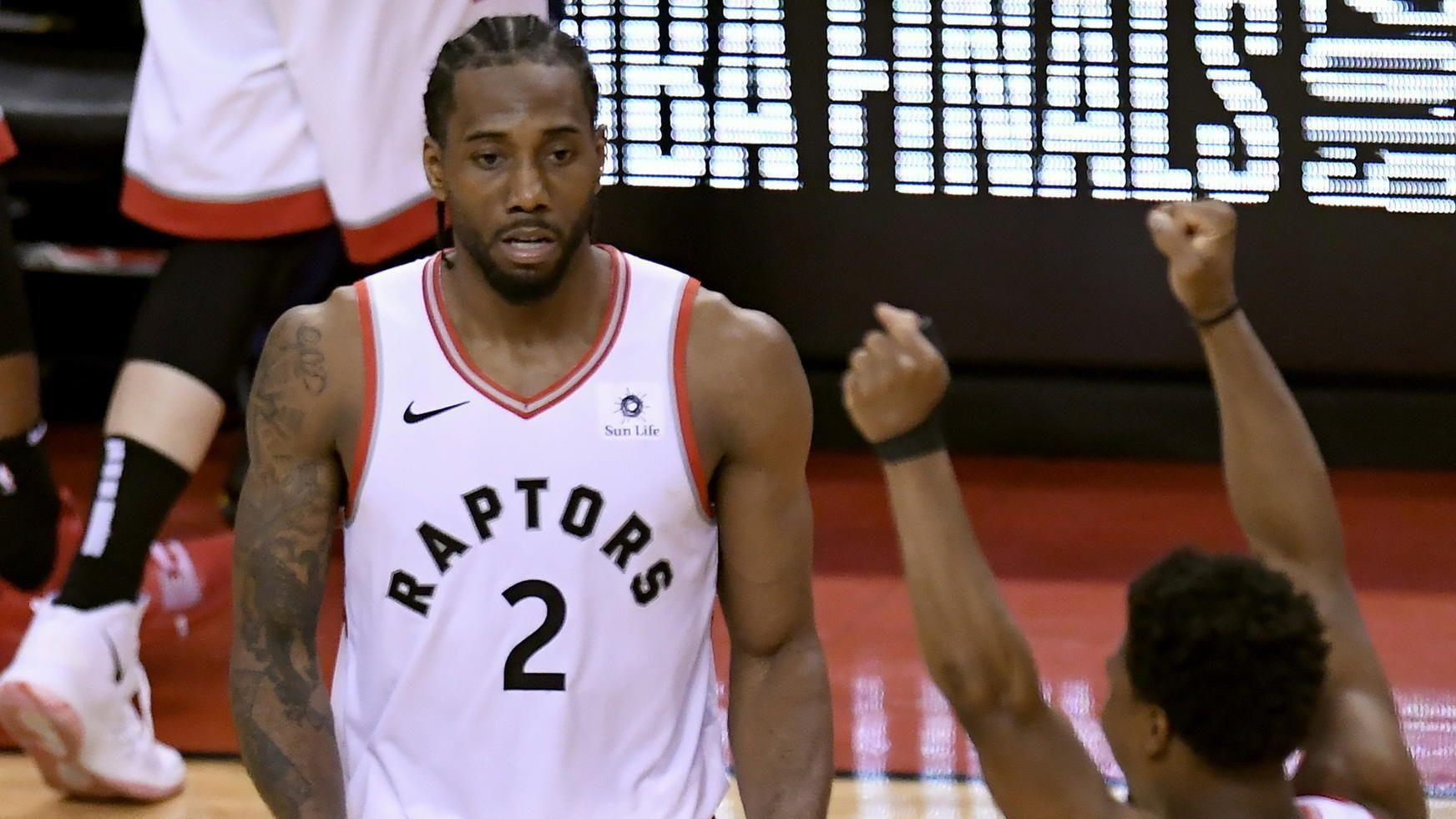 Raptors eliminate Bucks and advance to their 1st NBA Finals, where they'll meet the defending champion Warriors