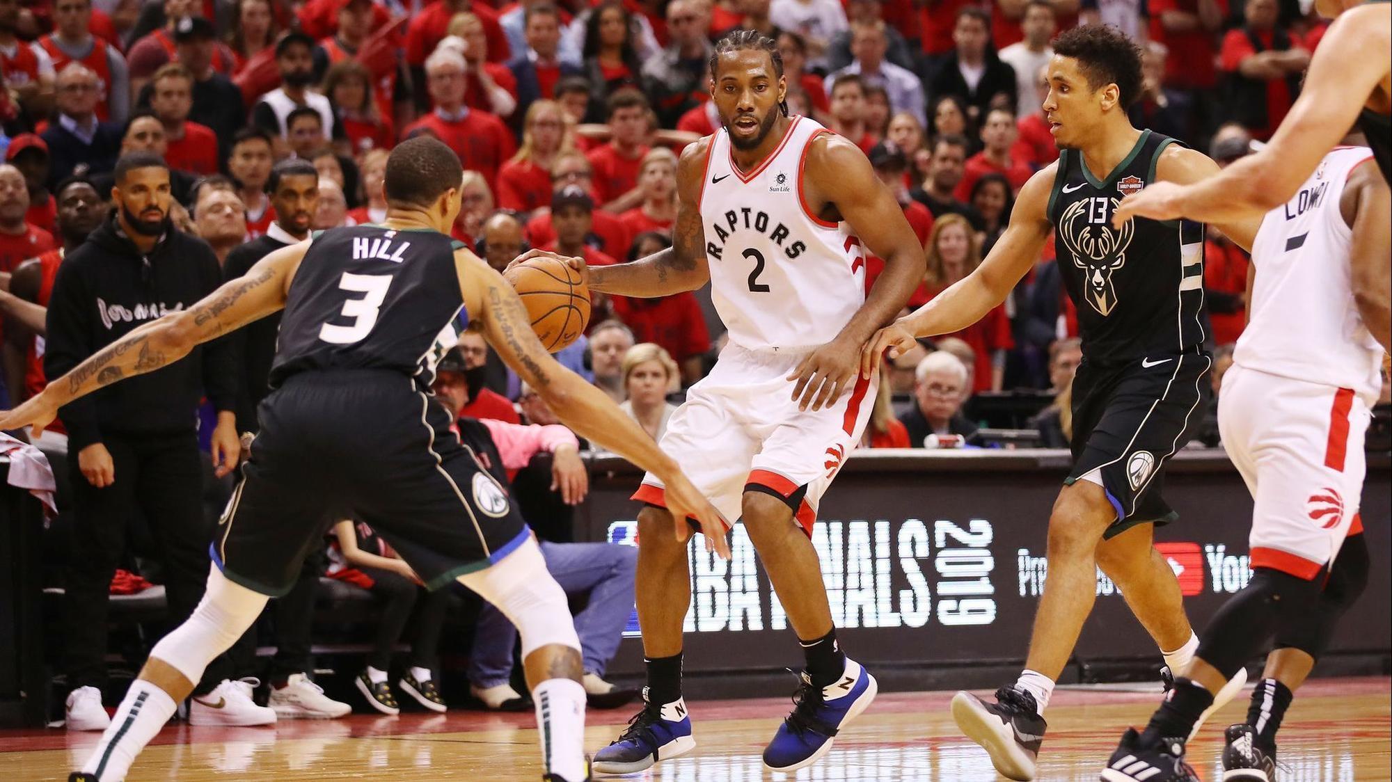 Raptors beat the Bucks to advance to first NBA Finals