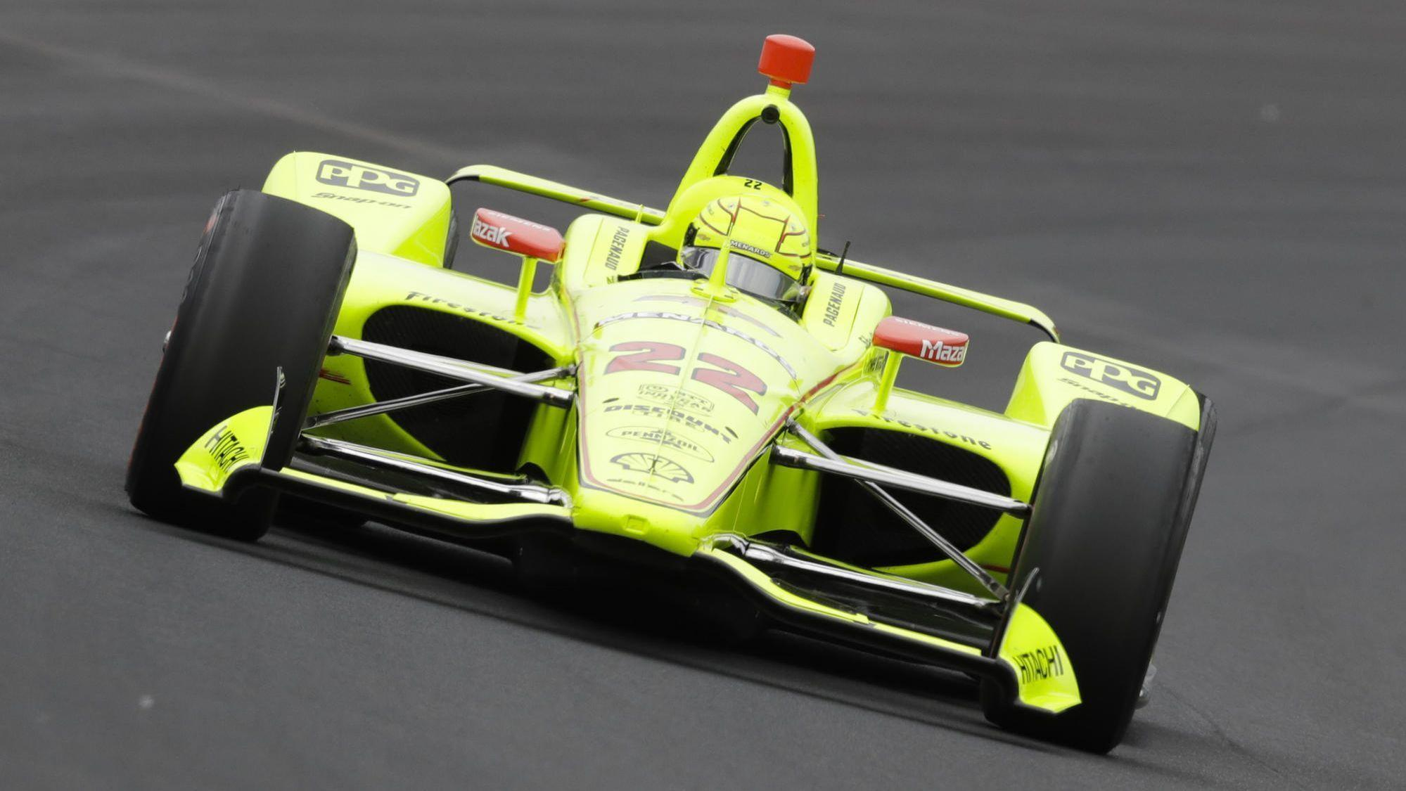 Simon Pagenaud holds off Alexander Rossi to take his first Indianapolis 500 crown