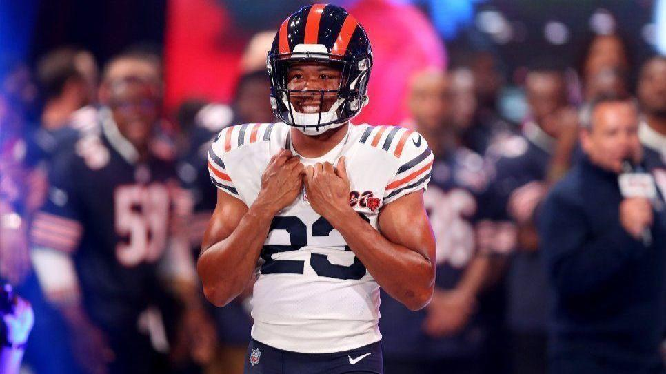quality design c871b 47028 Bears unveil 1936 throwback uniform to commemorate their ...