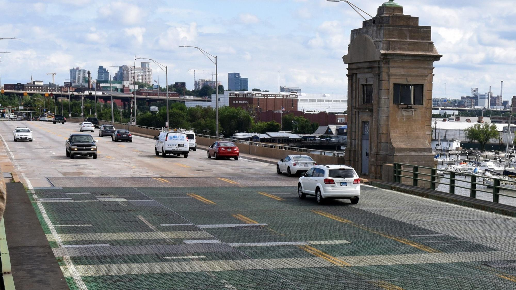 Hanover Street bridge closed this weekend for repairs