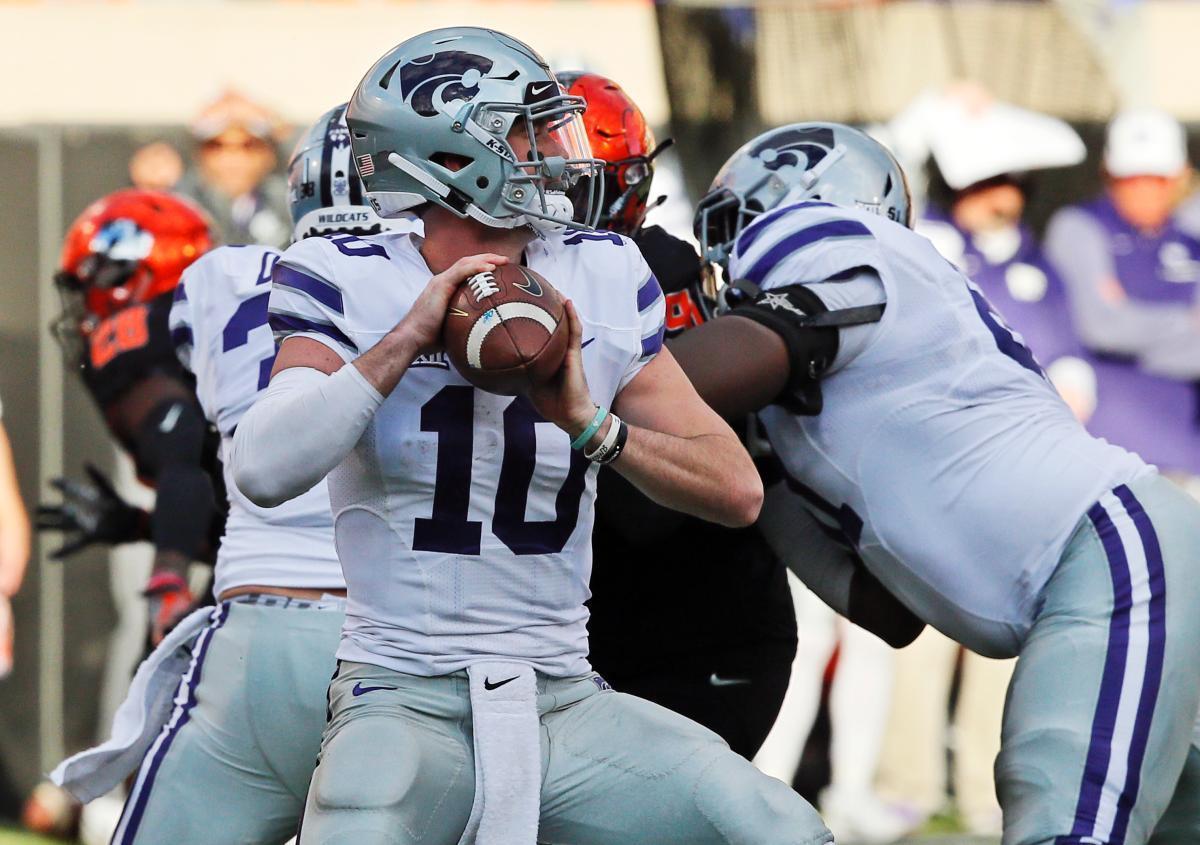 2019 College Football Rankings Kansas State To Kick Off