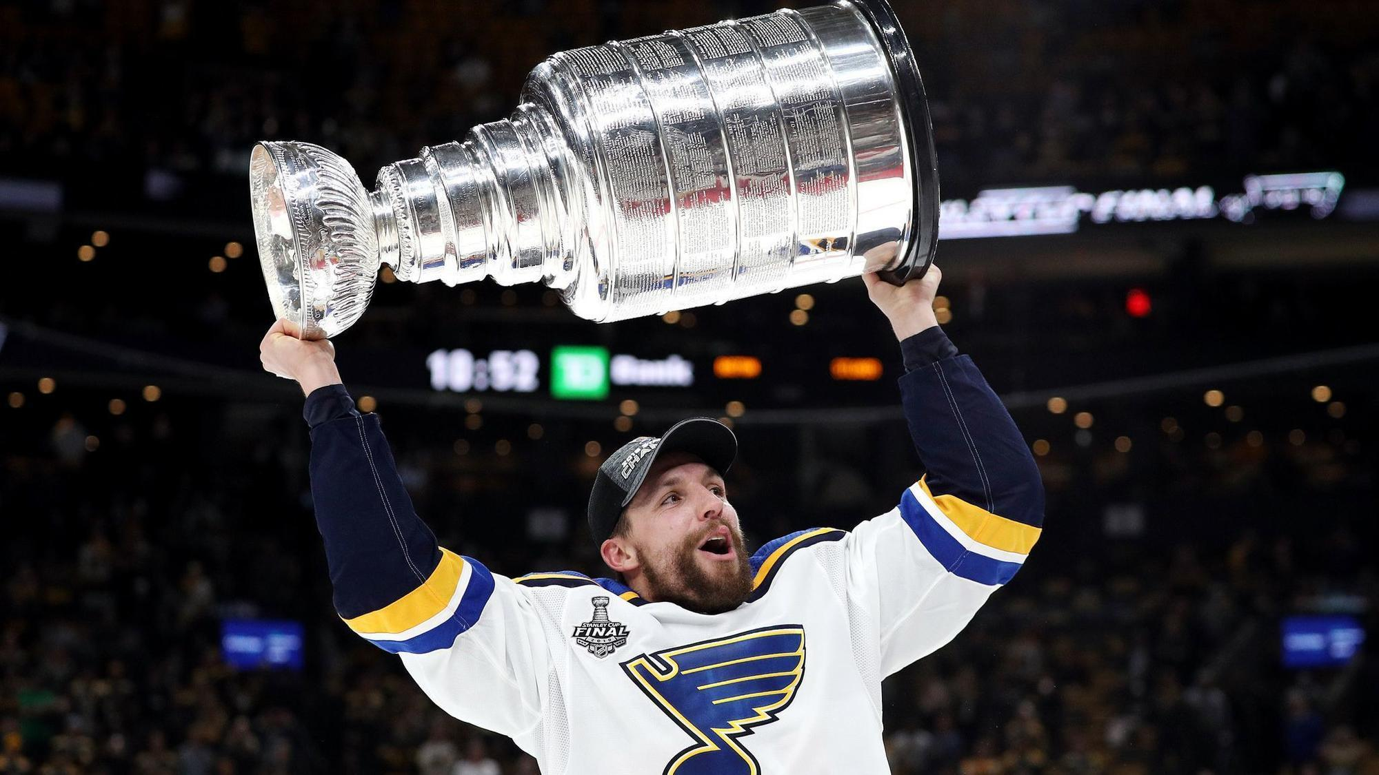 Baltimore Could Ve Been Celebrating The Blues Stanley Cup