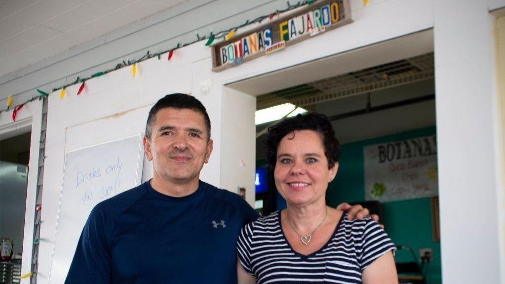 Ariana Perez: Angel Fajardo brings a little piece of home to Annapolis through authentic homemade Mexican cuisine 