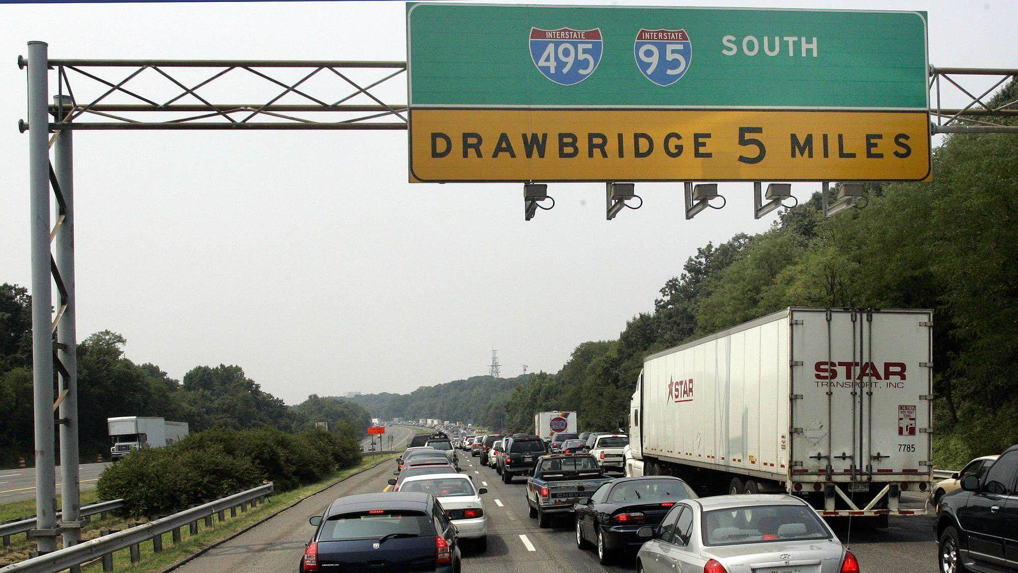 Hogan's proposed toll roads will reduce traffic - Baltimore Sun