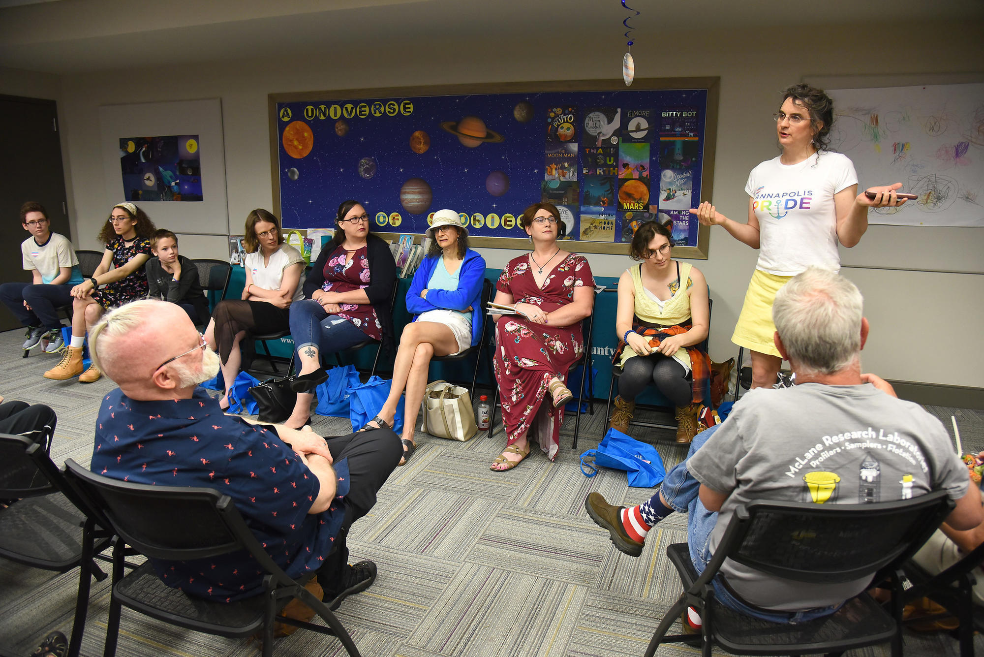 Between the lines: Anne Arundel County library emails show struggle, resistance to LGBTQ programs