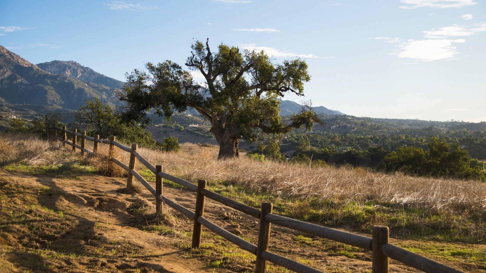 New large-lot community in Santa Barbara stays close to nature