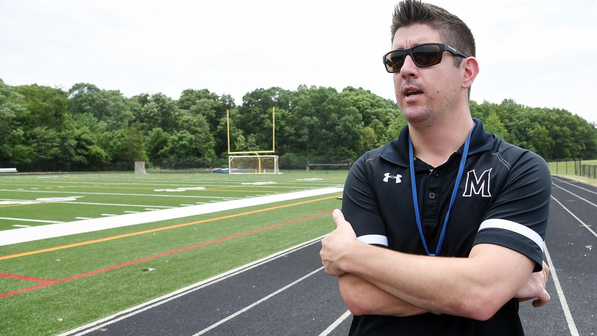 Five years later, Rutledge replaces Lanham again, now as Severna Park AD