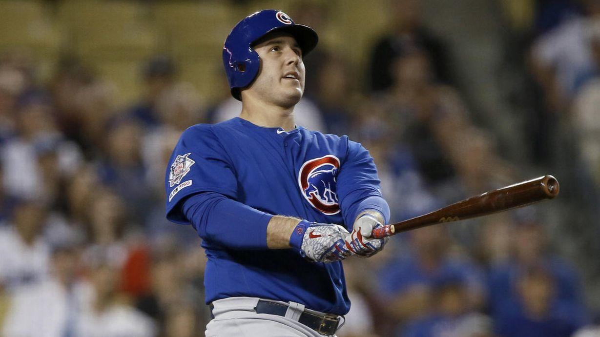 Addison Russell snaps Walker Buehler's no-hit bid, but Cubs trail Dodgers 1-0 in 6th