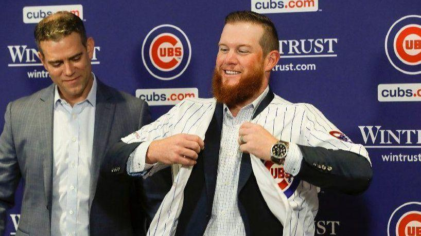 Craig Kimbrel on schedule to join Cubs by end of June: 'It's not far off'
