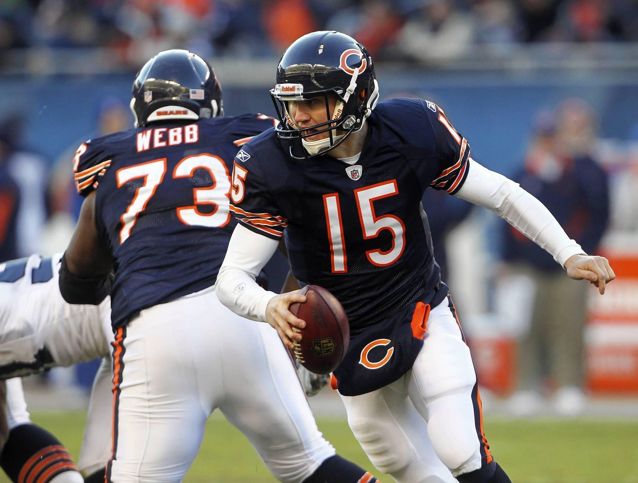 Former Bears quarterback Josh McCown retires after 16 seasons in the NFL