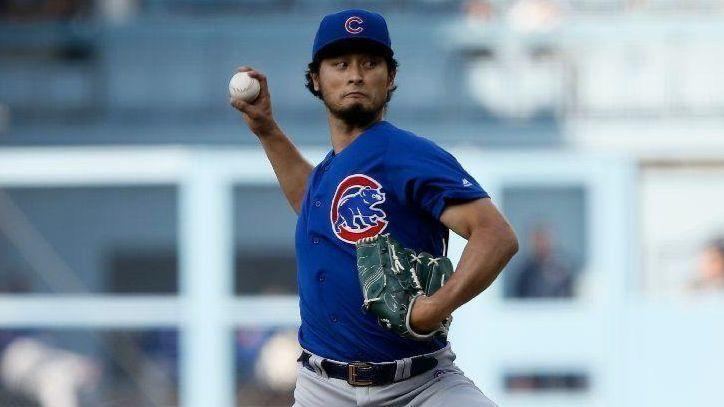 Cubs' Yu Darvish sharpens his pitching with a higher swing-and-miss rate