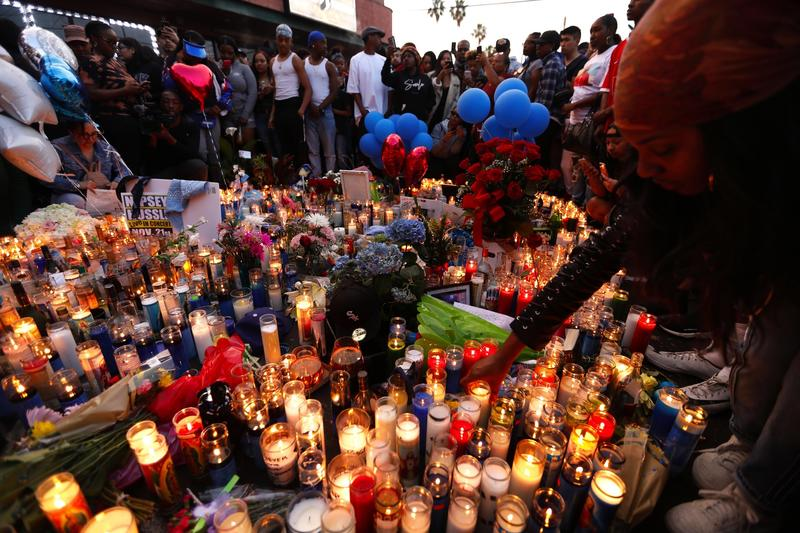 Nipsey Hussle's death unified Crips and Bloods in grief  Now, peace